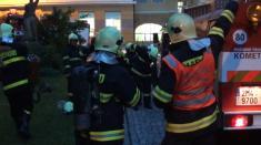 Požární cvičení 2011